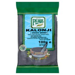 White Pearl Kalonji Onion Seeds 100g