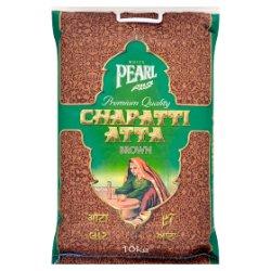White Pearl Premium Quality Chapatti Atta Brown 10kg