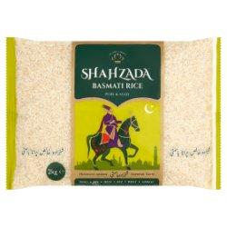 Shahzada Basmati Rice 2kg