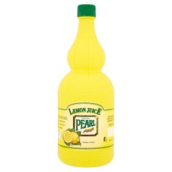 White Pearl Lemon Juice 1000ml