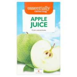 Essentially Catering Apple Juice from Concentrate 1L