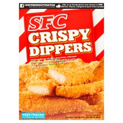 SFC Crispy Dippers 200g