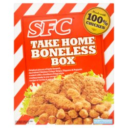 SFC Take Home Boneless Box 625g