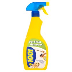 1001 Pet Stain Remover 500ml