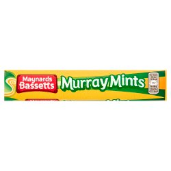 Maynards Bassetts Murray Mints Roll 45g