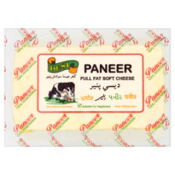 Desi Paneer Full Fat Soft Cheese 250g