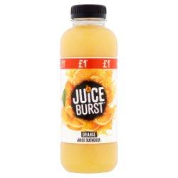 JUICEBURST™ Orange Juice Quencher 500ml