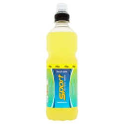 Best-One Sport Isotonic Drink Tropical 500ml
