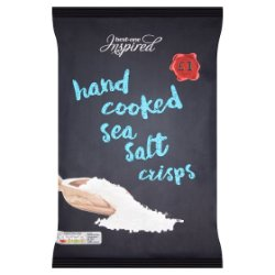 Best-One Inspired Hand Cooked Sea Salt Crisps 150g