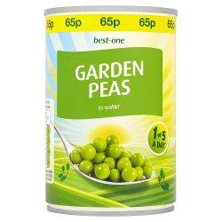 Best-One Garden Peas in Water 300g