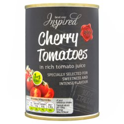 Best-One Inspired Cherry Tomatoes in Rich Tomato Juice 400g