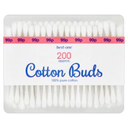 Best-One 200 Cotton Buds