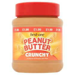 Best-One Peanut Butter Crunchy 340g