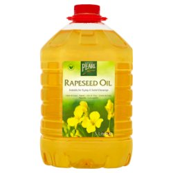 White Pearl Rapeseed Oil 5 Litres