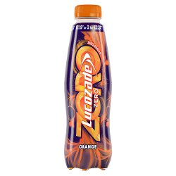 Lucozade Zero Orange 24 x 380ML PMP £1.19 or 2 for £2.20