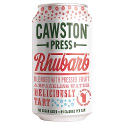 Cawston Press Rhubarb 330ml
