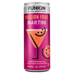 Funkin Nitro Cocktails Passion Fruit Martini 200ml