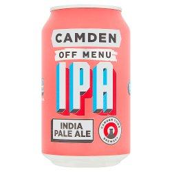 Camden Off Menu IPA 330ml