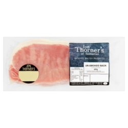 Jon Thorner's of Somerset Un-Smoked Back 450g