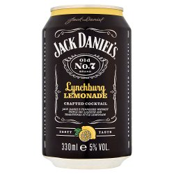 Jack Daniel's Lynchburg Lemonade 330ml