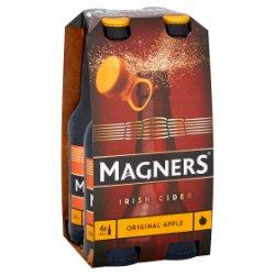 Magners Irish Cider Original Apple 4 x 330ml