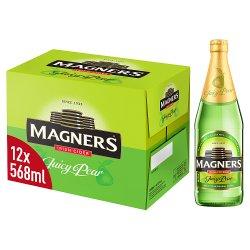Magners Irish Cider Juicy Pear 12 x 568ml