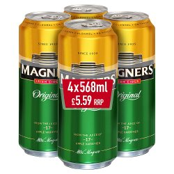 Magners Irish Cider Original 568ml