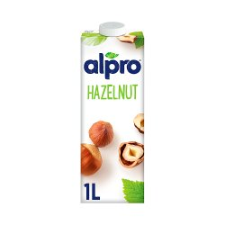 Alpro Hazelnut Long Life Drink 1L