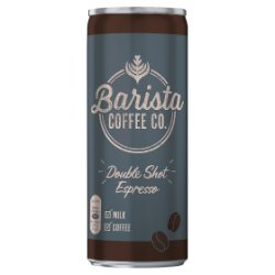 Barista Coffee Co. Double Shot Espresso 250ml
