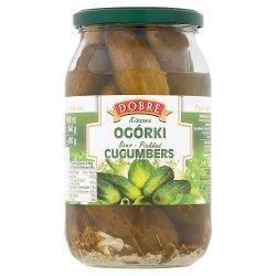 Dobre Premium Sour - Pickled Cucumbers 870g