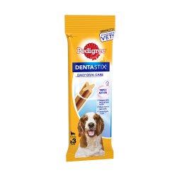Pedigree Dentastix Daily Adult Medium Dog Dog Treats 3 Sticks 77g