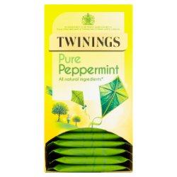 Twinings Pure Peppermint 20 Envelopes 40g