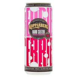 Kopparberg Hard Seltzer Mixed Berries 330ml
