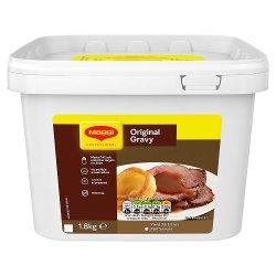 Maggi Classic Gravy Mix Original Gravy Tub 1.8kg