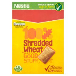 Shredded Wheat 100% Shredded Wheat 16 Biscuits
