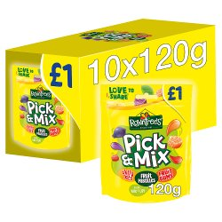 ROWNTREE'S Pick & Mix Sweets Sharing Bag 120g £1