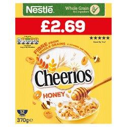 Cheerios Honey 370g