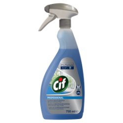 Cif Professional Window & Multi Surface Cleaner 750ml
