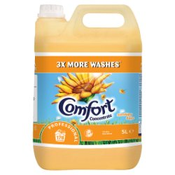 Comfort Concentrate Professional Sunshiny Days 178 Washes 5L