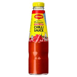 MAGGI Authentic Malaysian Extra Hot Chilli Sauce 320g