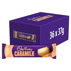 Cadbury Caramilk Golden Caramel Chocolate Bar 37g