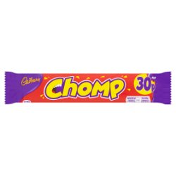Cadbury Chomp 30p Chocolate Bar 23.5g