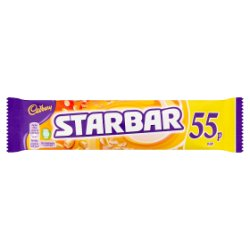 Cadbury Starbar 55p Chocolate Bar 49g