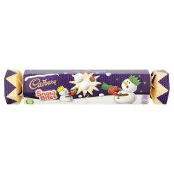Cadbury Snow Bites Chocolate Cracker 126g