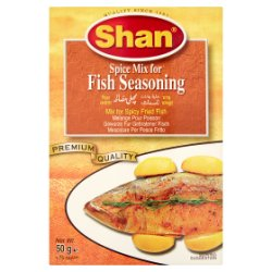 Shan Spice Mix for Fish Seasoning 50g