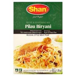 Shan Pilau Biryani Recipe & Seasoning Mix 50g