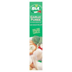 Gia Garlic Puree in Sunflower Oil 90g