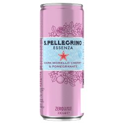 San Pellegrino Essenza Sparkling Cherry Water 330ml