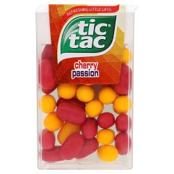Tic Tac Cherry Passion 18g