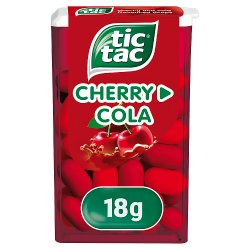 Tic Tac Mixers Cherry Cola Single 18g